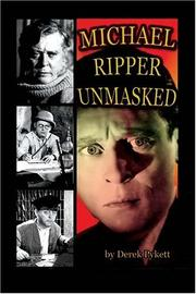 Cover of: Michael Ripper unmasked