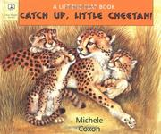 Cover of: Catch up, little cheetah!