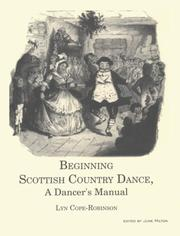 Cover of: Beginning Scottish country dance
