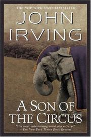 Cover of: A Son of the Circus | John Irving