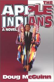 Cover of: Apple Indians | Doug McGuinn