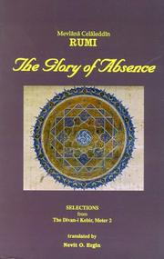 Cover of: The Glory of Absence