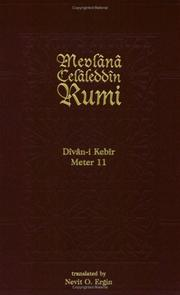 Cover of: Divan-I Kebir Meter 11