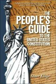 Cover of: The People