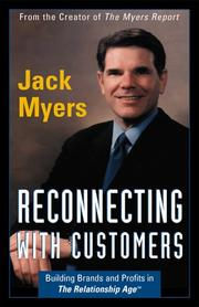 Cover of: Reconnecting With Customers