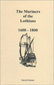 The mariners of the Lothians by David Dobson