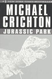 Cover of: Jurassic Park (MM to TR Promotion) | Michael Crichton