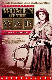 Women of the war by Moore, Frank