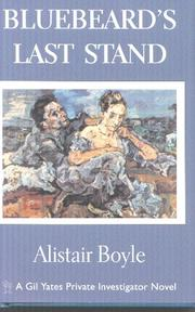 Bluebeard's last stand by Alistair Boyle