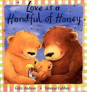 Cover of: Love is a handful of honey