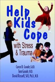 Cover of: Help Kids Cope With Stress & Trauma