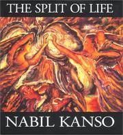 Cover of: The split of life | Nabil Kanso