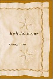 Cover of: Irish nocturnes | Arthur, C. J.