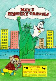 Cover of: Mystery at the Statue of Liberty | Nancy Ann Van Wie