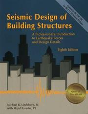 Seismic Design of Building Structures: A Professional's Introduction to Earthquake Forces and Design Details