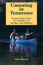 Cover of: Canoeing in Tennessee