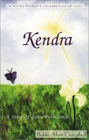 Cover of: Kendra