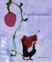Cover of: Frankenthaler Paintings on Paper