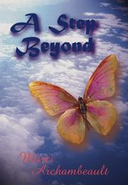 Cover of: A step beyond