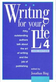 Writing for Your Life #4