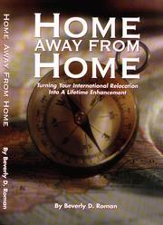 Cover of: Home away from home | Beverly D. Roman