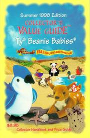 Cover of: Ty Beanie Babies : collector's value guide
