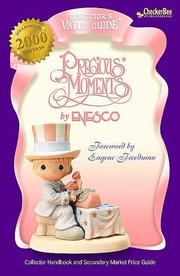 Cover of: PRECIOUS MOMENTS by Enesco 2000 Collector