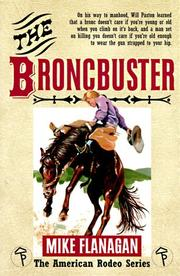Cover of: The broncbuster