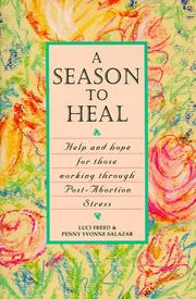 Cover of: A season to heal