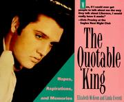 Cover of: The quotable King