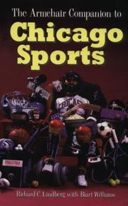Cover of: The armchair companion to Chicago sports
