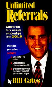 Cover of: Unlimited referrals