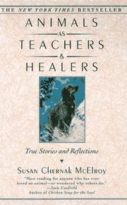 Cover of: Animals as Teachers and Healers