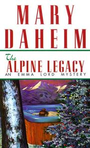Cover of: The Alpine legacy