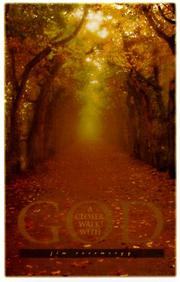 Cover of: A closer walk with God