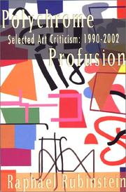 Cover of: Polychrome Profusion