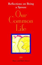 Cover of: Our common life | Mary Glover