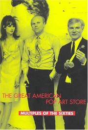 Cover of: The Great American Pop Art Store | Constance W. Glenn