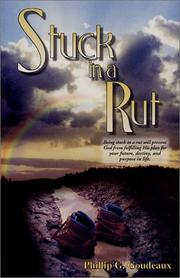 Cover of: Stuck in a rut