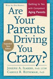 Cover of: Are your parents driving you crazy?