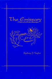 Cover of: The emissary