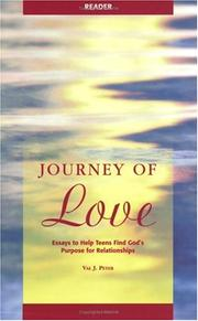 Cover of: Journey of Love Reader