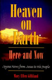 Cover of: Heaven on earth