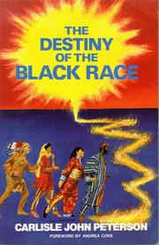 Cover of: The destiny of the black race