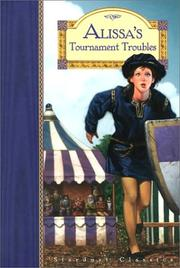 Cover of: Alissa's tournament troubles