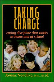 Cover of: Taking Charge | Joanne Nordling