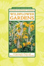 Cover of: Wildflower Gardens