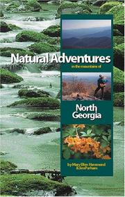 Cover of: Natural adventures in the mountains of north Georgia