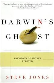 Cover of: Darwin's Ghost