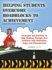Helping Students Overcome Roadblocks to Achievement